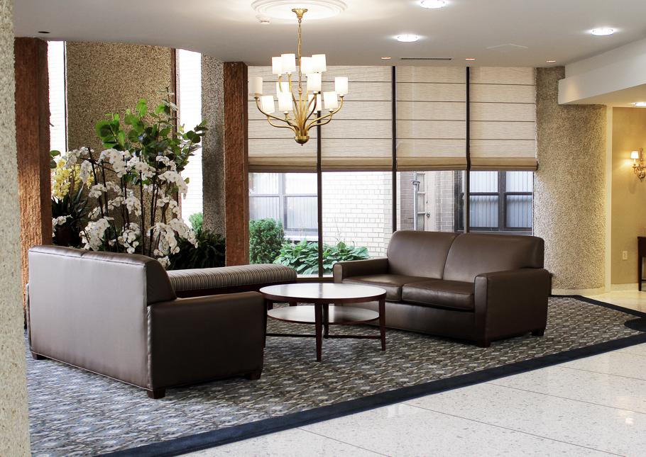 executive towers lobby